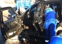 Две женщины на иномарке разбились насмерть под Армавиром ФОТО, фото — «Рекламы Кубани»