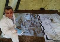 В Новороссийске при строительстве ливневки нашли 11 трупов, фото — «Рекламы Новокубанска»