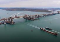 Крымский мост полностью соединил берега Крыма и Кубани ФОТО, ВИДЕО, фото — «Рекламы Приморско-Ахтарска»