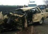 На Кубани автомобилист разбился насмерть в лобовом столкновении с грузовиком, фото — «Рекламы Кропоткина»
