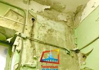 Саван из плесени: адские условия работы в отделении Почты России на Кубани сняли на видео ФОТО, фото — «Рекламы Кореновска»