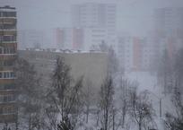 Синоптики обещают снегопады на Кубани в начале рабочей недели, фото — «Рекламы Темрюка»