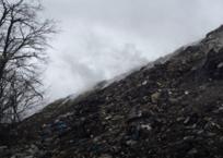 Кубани грозит экологическая катастрофа из-за горящей свалки в Абинском районе, фото — «Рекламы Курганинска»