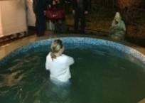 В Сочи и Адлере крещенские купания проведут в бассейнах, фото — «Рекламы Адлера»