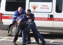 В Сочи пациент ударил ножом фельдшера и водителя скорой, фото — «Рекламы Кропоткина»
