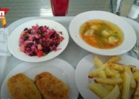 Великий пост: обед чиновникам администрации Кубани обходится в 138 руб., а в мэрии Краснодара - 190 (ФОТО), фото — «Рекламы Адлера»