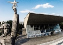 Собираются снести кинотеатр «Аврора» в Краснодаре, фото — «Рекламы Новокубанска»