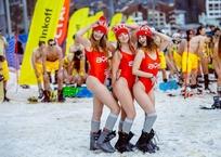Самый массовый спуск с горы в купальниках прошел в Сочи, фото — «Рекламы Приморско-Ахтарска»