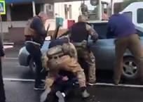 Стали известны подробности задержания со стрельбой на въезде в Краснодар, фото — «Рекламы Тихорецка»