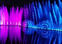Первый в России морской фонтан с лазерным шоу откроется на Кубани, фото — «Рекламы Кубани»