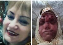 После митинга обвинения по делу об убийстве матери 5-х детей в Псебае предъявлены двум подозреваемым, фото — «Рекламы Приморско-Ахтарска»