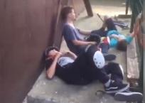 ВИДЕО: трое детей пострадали при обрушении конструкции в скейт-парке, фото — «Рекламы Кореновска»