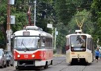 Два трамвая меняют привычный маршрут с вечера среды, 13 июня, в Краснодаре, фото — «Рекламы Краснодара»