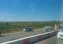 Трое маленьких детей из Краснодара пострадали в большой аварии на Керченской трассе, фото — «Рекламы Краснодара»