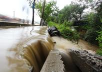 Часть Краснодарского края может затопить из-за разлива реки Кубань на Ставрополье, фото — «Рекламы Кубани»