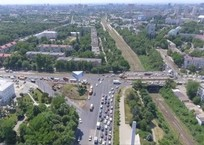 Зиповский путепровод в Краснодаре соберет еще больше пробок, фото — «Рекламы Кубани»
