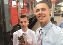 Проводник поезда утонул в Адлере во время шторма, фото — «Рекламы Адлера»