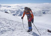 Жительница Сочи поставила мировой рекорд в скоростном восхождении на Эльбрус, фото — «Рекламы Адлера»