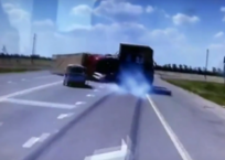 Смертельное ДТП с 7 машинами на Кубани попало на видео, фото — «Рекламы Новороссийска»