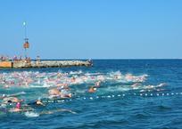 Заплыв «Морская миля» в Геленджике перенесли на 18 августа, фото — «Рекламы Кубани»