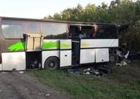 Автобус Тбилиси - Краснодар попал в аварию, есть погибшие, фото — «Рекламы Туапсе»