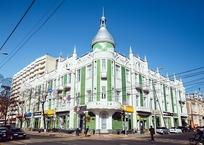 «Зеленый дом» Краснодара: особняк, «которому не было равных» ФОТО, фото — «Рекламы Краснодара»