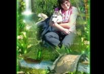 Под Краснодаром пропала 29-летняя сирота с собакой хаски, её разыскивает сестра ФОТО, фото — «Рекламы Кубани»