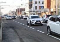 Открыты для проезда два участка на Тургенева в Краснодаре, фото — «Рекламы Кубани»