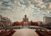Краснодар попал в ТОП-5 бюджетных городов осеннего сезона, фото — «Рекламы Кубани»