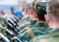Во время осеннего призыва на службу в армию отправятся 1244 жителя Краснодара, фото — «Рекламы Краснодара»