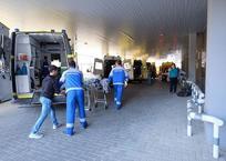 В больницах Краснодара находятся 14 пострадавших во время стрельбы в керченском колледже, фото — «Рекламы Краснодара»