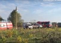 Склады площадью 1000 «квадратов» загорелись в Краснодаре ВИДЕО, фото — «Рекламы Кубани»