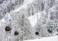 Более 100 горнолыжных трасс подготовили на Кубани, фото — «Рекламы Сочи»