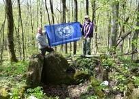 На Кубани нашли 4000-летний дольмен, фото — «Рекламы Кропоткина»