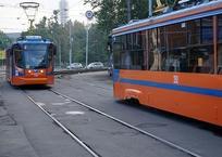 В новогоднюю ночь в Краснодаре продлят работу трамваев и троллейбусов, фото — «Рекламы Краснодара»