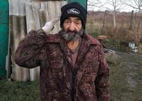 В Краснодаре 72-летний старик, имея богатых родственников, вынужден жить в шалаше ФОТО, фото — «Рекламы Кубани»