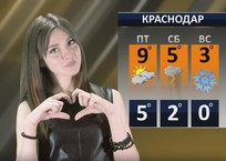 Резкое потепление пришло в Краснодарский край, фото — «Рекламы Краснодара»