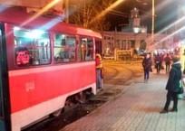 Из-за пассажирки с больным сердцем в Краснодаре остановили трамваи, фото — «Рекламы Краснодара»