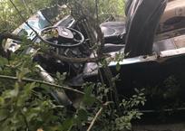 Дело о падении в овраг автомобиля с туристами под Геленджиком направлено в суд, фото — «Рекламы Кубани»