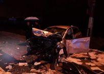 Один человек погиб и пятеро пострадали в ДТП на дороге к Крымскому мосту на Кубани, фото — «Рекламы Хадыженска»