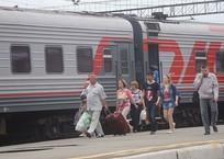 Путешествовать на поезде из Москвы в Адлер летом можно будет по невозвратному тарифу, фото — «Рекламы Кубани»