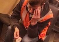 В Краснодаре неизвестный кинул камень в трамвай и ослепил водителя ФОТО, фото — «Рекламы Краснодара»