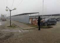 Две незаконные платные парковки уберут в Краснодаре, фото — «Рекламы Краснодара»