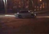 Очередной ночной дрифтер возмутил краснодарцев, фото — «Рекламы Краснодара»