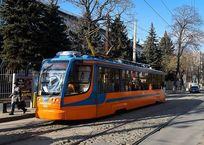 Доброе дело: краснодарец на день выкупил трамвай и сделал проезд в нем бесплатным, фото — «Рекламы Краснодара»