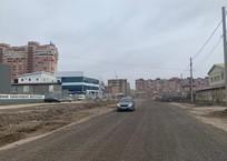 В Краснодаре после жалоб водителей выровняли дорогу на улице Автомобильной, фото — «Рекламы Кубани»