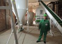 В Апшеронске открывается завод по производству комбикорма, фото — «Рекламы Апшеронска»