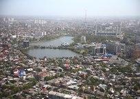 Краснодар вернул в собственность 11 участков вокруг Карасунских водоемов, фото — «Рекламы Краснодара»