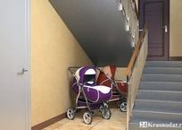 Прожженный наркоман воровал детские коляски в многоэтажках Краснодара, фото — «Рекламы Краснодара»