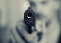 Мужчина с пистолетом ворвался в здание администрации на Кубани, фото — «Рекламы Кубани»